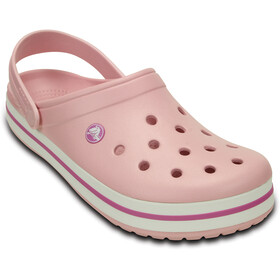 Crocs Crocband Clogs pearl pink/wild orchid